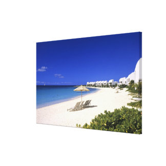 Cove Castles Villas, Shoal Bay West, Anguilla Canvas Print