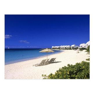 Cove Castles Villas, Shoal Bay West, Anguilla Postcard