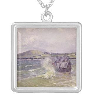 Cove de señora, País de Gales, 1897 Colgante Cuadrado