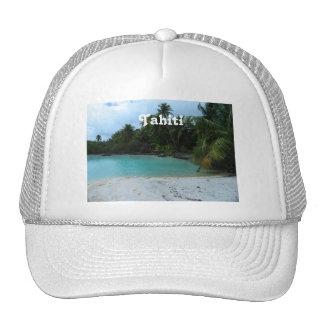 Cove in Tahiti Trucker Hat