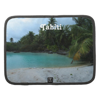 Cove in Tahiti Folio Planners