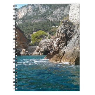 Cove Spiral Note Books