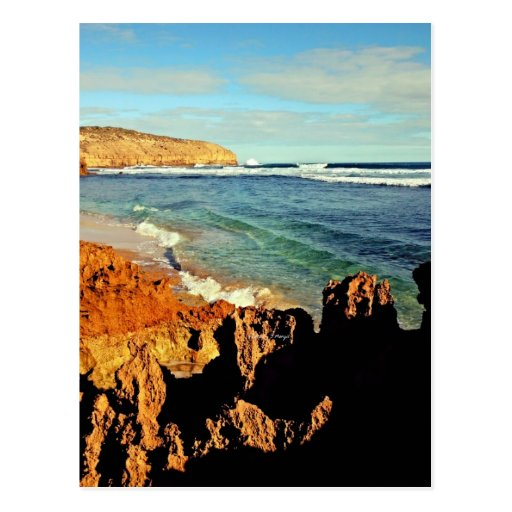 cove paradise postcard