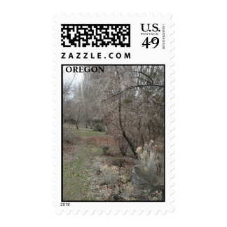 Cove Pathway Postage Stamps