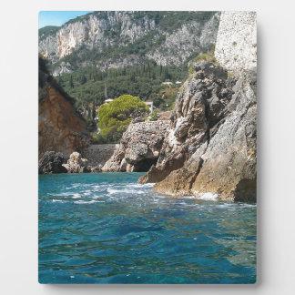 Cove Photo Plaque