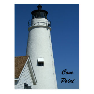 Cove Point Lighthouse Postcard