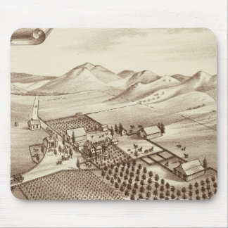 Cove Ranch, Tulare Co, Cal Mouse Pad