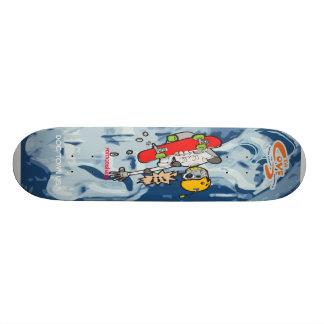 Cove robot skateboard