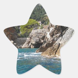 Cove Star Sticker