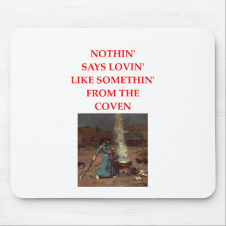 COVEN MOUSE PAD