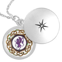 Coven Symbol Spiral Essence Unicorn Griffon Celtic