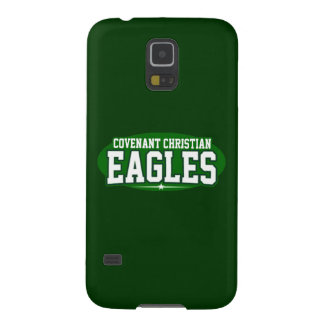 Covenant Christian; Eagles Galaxy S5 Cases