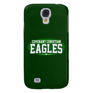 Covenant Christian; Eagles Samsung Galaxy S4 Covers