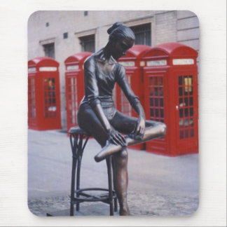 Covent Garden Dancer Mouse Pad
