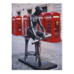 Covent Garden Dancer Postcards