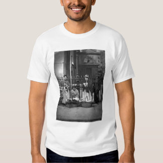 Covent Garden Flower Women, from 'Street Life in L T-shirt