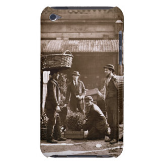 Covent Garden Labourers (woodburytype) iPod Touch Cover