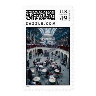 Covent Garden, London, England Postage Stamp