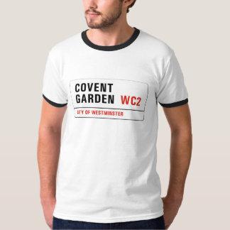 Covent Garden, London Street Sign T-shirt