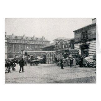 Covent Garden Market, 1913 Card
