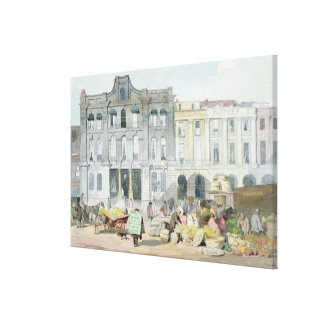 Covent Garden Market Stretched Canvas Prints