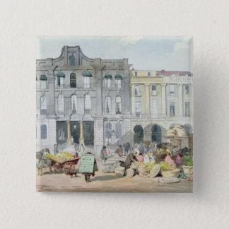 Covent Garden Market Pinback Button