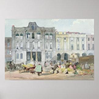 Covent Garden Market Poster
