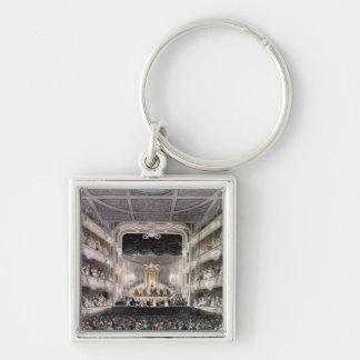 Covent Garden Theatre Key Chain