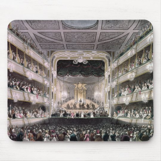 Covent Garden Theatre Mouse Pad