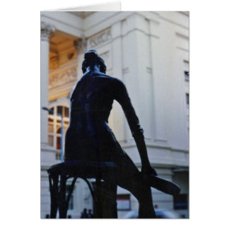 Covent Garden 'Young Dancer' Card