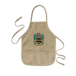 Coventry Coat of Arms - Family Crest Apron