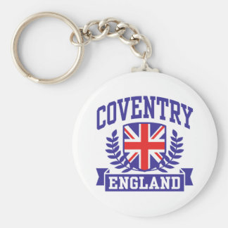 Coventry England Keychains