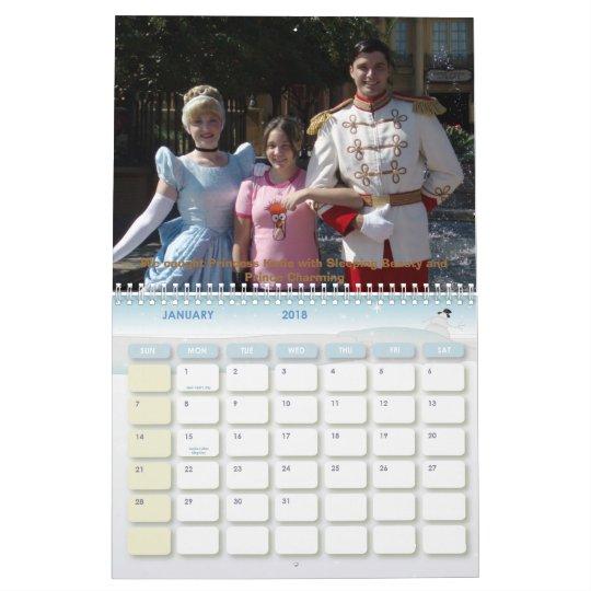 Cover, 2007 Royal-Watchers Calendar
