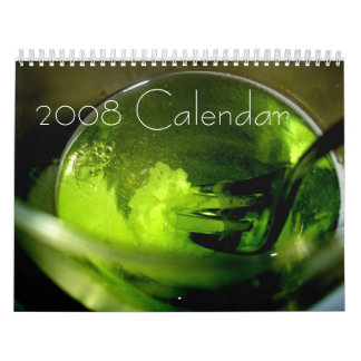 cover, 2008 Calendar