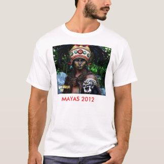 cover 2, MAYAN 2012 T-Shirt