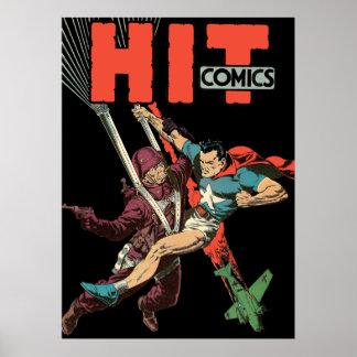 Cover Art: Hit Comics #24 Poster
