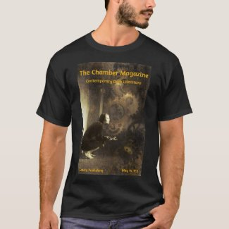 Cover art of the 14 May, 2021 Chamber Magazine T-Shirt