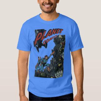 Cover Art: Planet Comics #1 Shirt