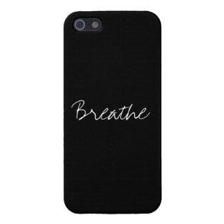 """Cover """"Breathe"""" black bottom"""