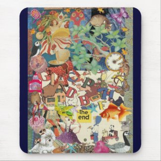 Cover Collage 20102 mousepad