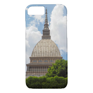 Cover for iPhone 7, Mole Antonelliana of Turin