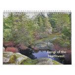 Cover , Fungi of the Northwest. Calendar