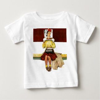 Cover Girl Baby T-Shirt