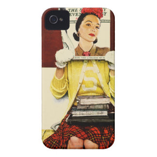 Cover Girl iPhone 4 Cover