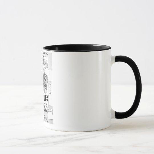 Cover Girl Killer! Mug