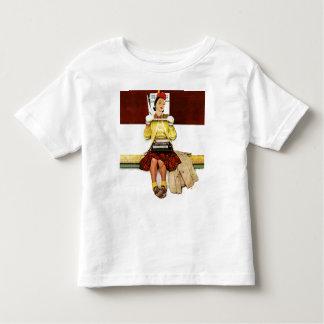 Cover Girl Toddler T-shirt