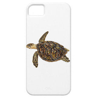 Cover/Housing of Iphone mobile 5S Turtle sea iPhone SE/5/5s Case
