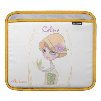 Cover ipad with first name sleeve for iPads