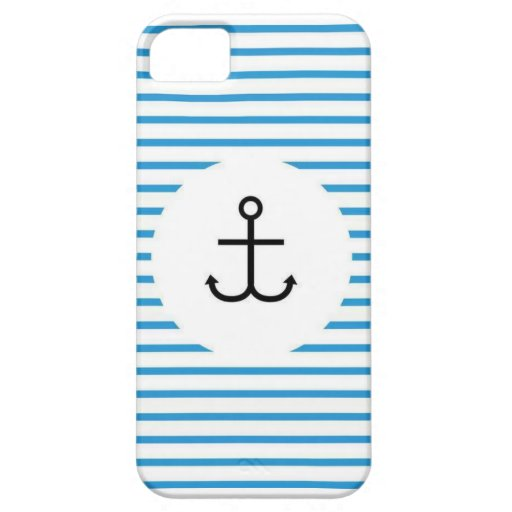 Cover marine Style Anchor iPhone 5 Cover