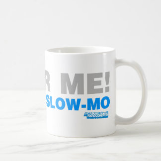 Cover Me! I'm Going Slow-mo Gamer Gaming Paintball Coffee Mugs